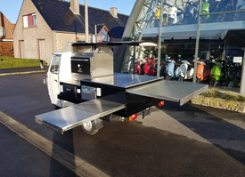 APE CLASSIC 400 BARBECUE XCLUSIVE BIKE TORHOUT