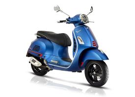 GTS SUPER SPORT ABS 125 - 300cc Mat blauw  XCLUSIVE BIKE TORHOUT