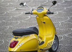 Xclusive Bike - Torhout - Vespa Sprint 50 of 125cc ABS