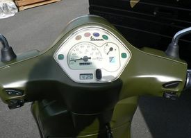 Xclusive Bike - Torhout - vespa kaki