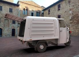 PIAGGIO APE Classic 400 diesel