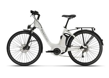 Piaggio Wi-bike Comfort unisex naafversnelling