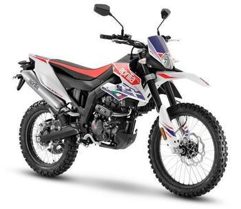 Maxi scooter 125 – 200cc