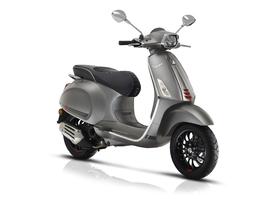 Sprint 50 - 125cc kleuren : mat grijs - grigio lucido en hoog blauw