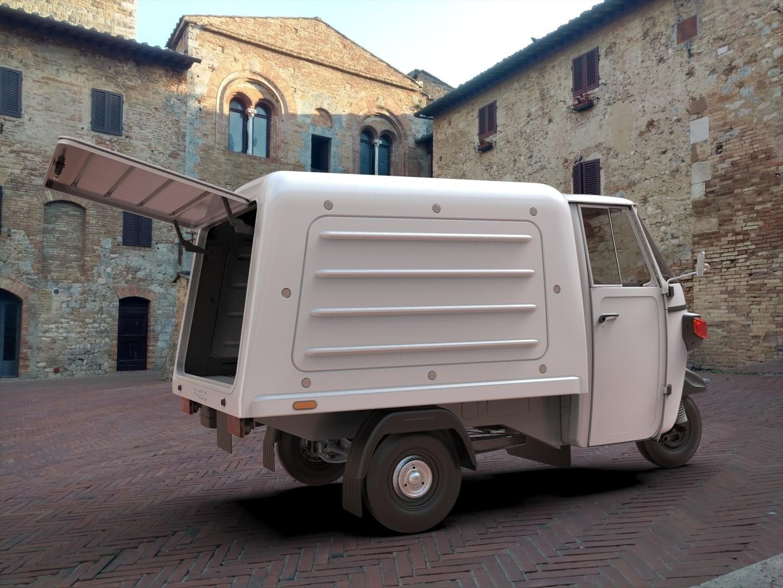 APE Classic 400 diesel Van