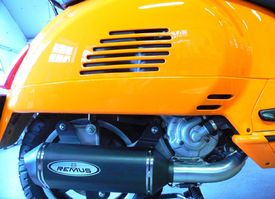 Xclusive Bike - Torhout - VESPA GTS 300 SUPER SPORT SALON 2012